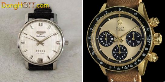 Nghệ thuật chọn đồng hồ đeo tay cổ mạ vàng là gì?